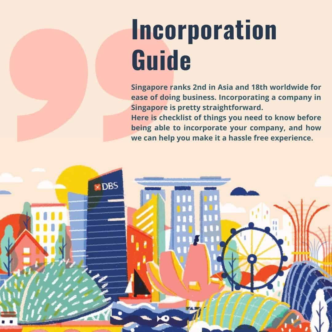 How to incorporate a business in Singapore